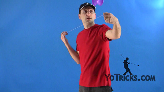 Basic Throw for Offstring Yoyos Yoyo Trick