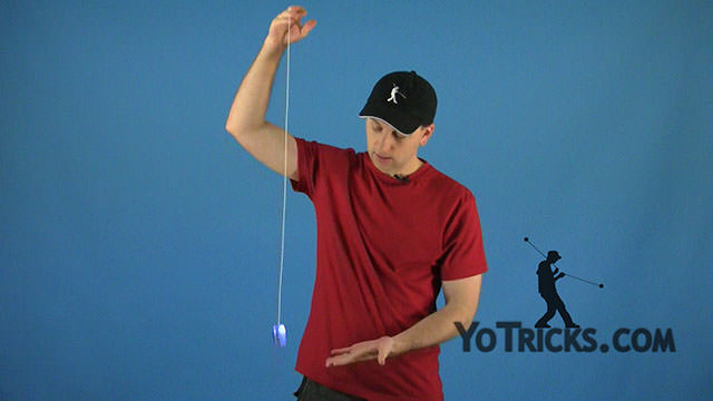 The Basic Throw Yoyo Trick