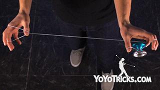 Bass Jump Yoyo Trick