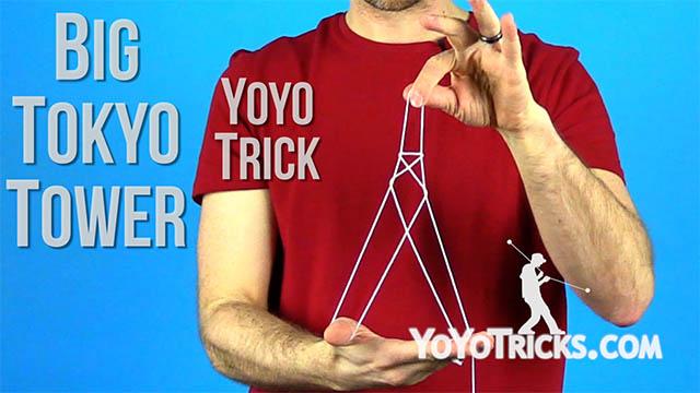 Big Tokyo Tower Yoyo Trick
