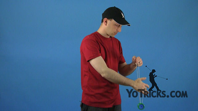 Binds Yoyo Trick