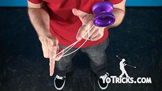 Black Hops Yoyo Trick