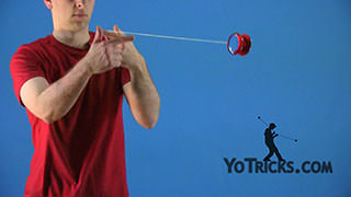 Boomerang Yoyo Trick