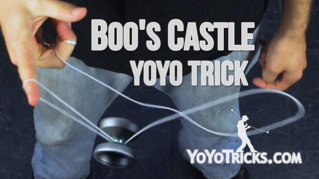 Boo's Castle Yoyo Trick