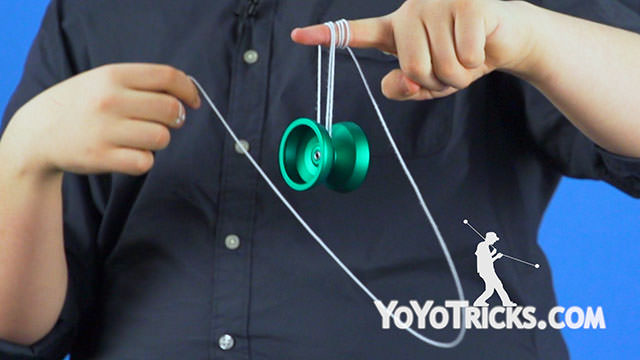 Wraps and Slack: Vol. 2 Braintwister Combo Series Yoyo Trick