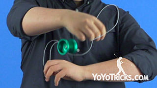 Misc. Elements: Vol. 4 Braintwister Combo Series Yoyo Trick
