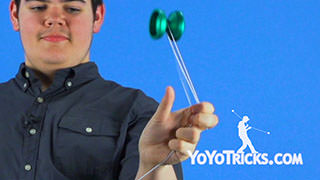 Weaves: Vol. 5 Braintwister Combo Series Yoyo Trick