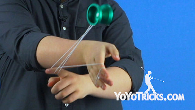 Boomerangs and Cross-Armed Trapeze: Vol. 6 Braintwister Combo Series Yoyo Trick