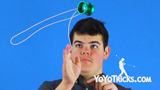 Suicides: Vol. 7 Braintwister Combo Series Yoyo Trick