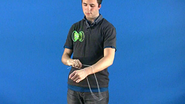 Bridge Whip Yoyo Trick