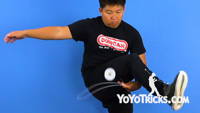Candy Crush Yoyo Trick