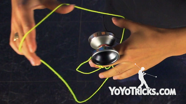 Car Wash Yoyo Trick