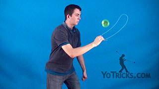 Cast Whip Yoyo Trick