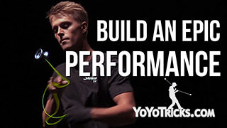 How to Become a Yoyo Champion: Vol. 4 Build an Epic Routine (Performance Evals)