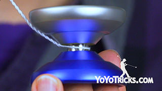 How to Choose a Yoyo for Horizontal Play Yoyo Trick