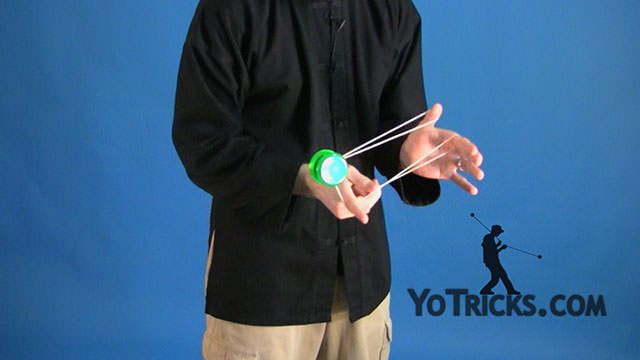 Chopsticks to Double or Nothing Yoyo Trick