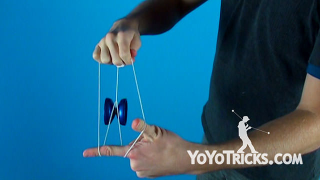 Color 9 Yoyo Trick