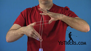 The Cross Yoyo Trick