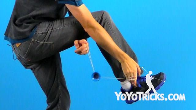Cross-Arm Trapeze Combo Variations Yoyo Trick