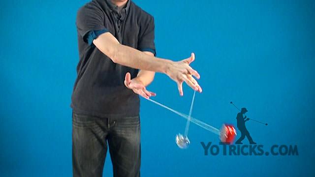 Crossover Loops Variations Volume 1 Yoyo Trick