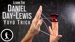 Daniel Day-Lewis Yoyo Trick