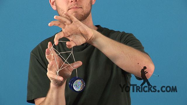 Darth Vader Yoyo Trick