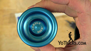 Yomega Dash / Maverick Unresponsive Mod Yoyo Trick