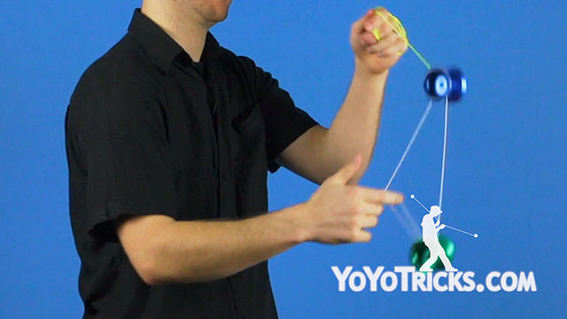 Dawn Treader Yoyo Trick