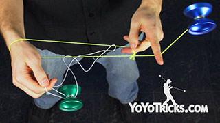 Devil's Snare Yoyo Trick