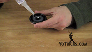 Add Weight to the Dominator Yoyo Trick
