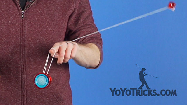 Double On Trapeze Release Yoyo Trick
