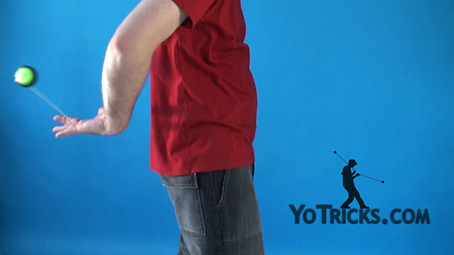 Double Stall Yoyo Trick