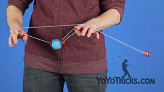 Double or Nothing Release Yoyo Trick