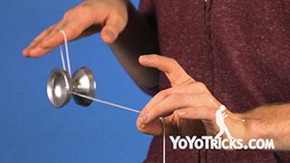 Drop Trapeze Yoyo Trick