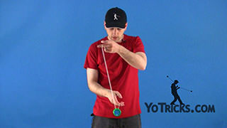Easiest Bind Ever Yoyo Trick