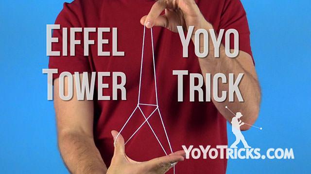 Eiffel Tower Yoyo Trick