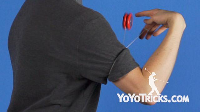 Elbow Wrap Yoyo Trick