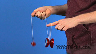 Electric Fan Combo Yoyo Trick