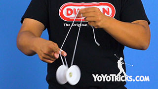 Engine Yoyo Trick