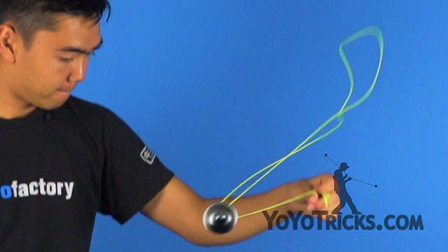 Evan's Freestyle Binds Yoyo Trick