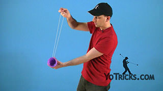 Fast Wind for Offstring Yoyo Trick