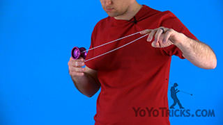 Grind Introduction – Finger Grinds Yoyo Trick