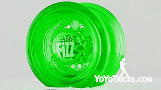 The Fizz Yoyo: Unboxing and Review Yoyo Trick
