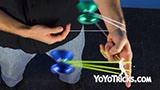 Flame Wheel Yoyo Trick