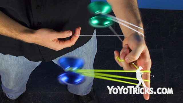 Flame Wheel Yoyo Video