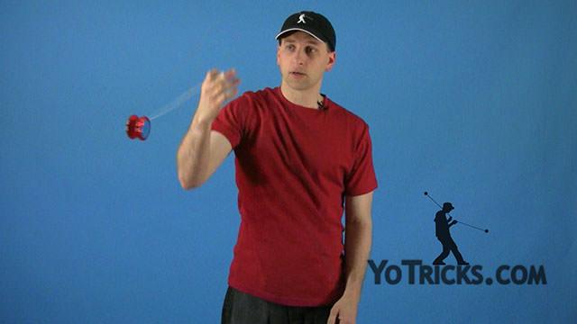Flips Yoyo Trick