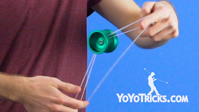 Hits: Vol. 3 Frontstyle Speed Combo Series Yoyo Trick