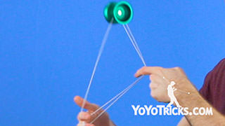 Pops: Vol. 4 Frontstyle Speed Combo Series Yoyo Trick