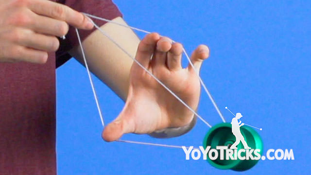 Protrusions: Vol. 6 Frontstyle Speed Combo Series Yoyo Trick