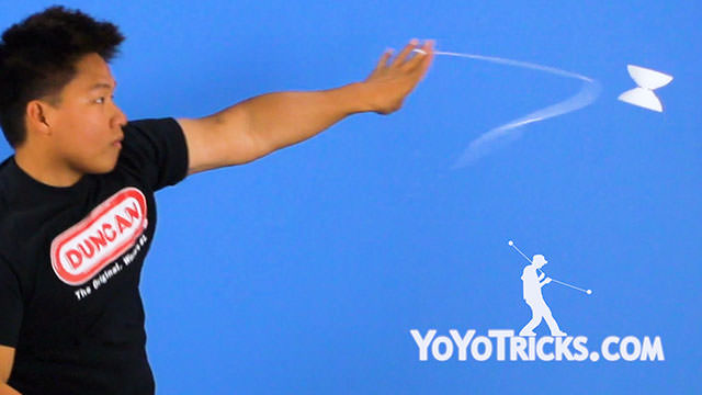 Fruit Ninja Yoyo Trick